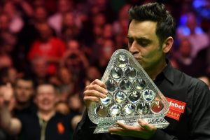 Ronnie O'Sullivan lifts record seventh snooker Masters title