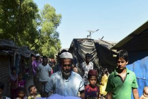 290,000 Rohingyas fled to Bangladesh in last 2 weeks: UN