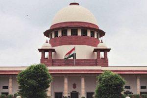 SC dismisses petition seeking postponement of Union Budget