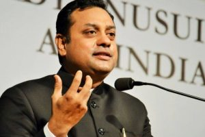 PM should apologise for Sambit Patra's 'father of India' remark, expel him: Congress