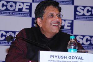 Smart meters can be game changers in long run: Piyush Goyal