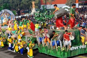 R-Day Parade: 17 states, 6 Union ministries to showcase tableaux