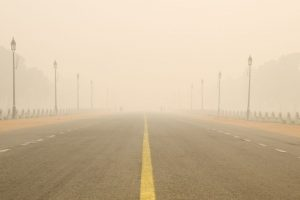 Dust takes over Delhi, air quality remains severe for 3rd day