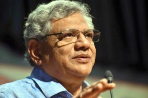 Modi government subverted Jai Hind to Jio Hind: Yechury
