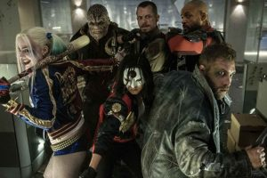 'I want a time machine to change 'Suicide Squad""