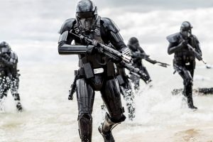 'Star Wars' spoof in works