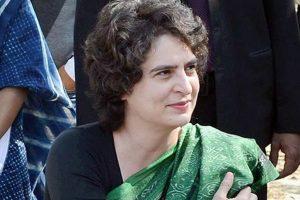 Priyanka Gandhi named Congress' star campaigner for UP polls