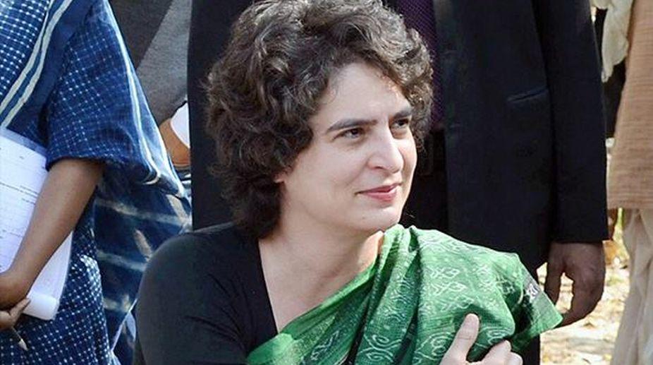 Priyanka Gandhi, Congress
