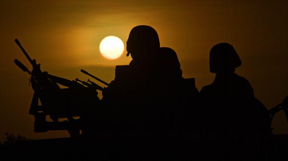 Jammu & Srinagar, Highway attack, Soldier
