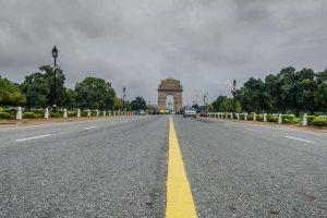 Rain improves Delhi's air