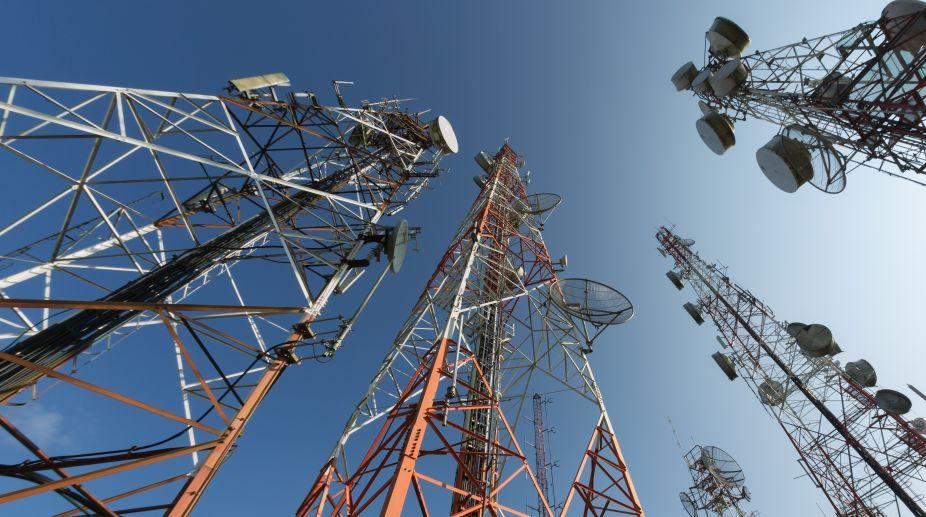 Telecom industry, industry revenue, Jefferies