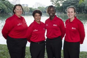 4 women umpires appointed for Women's World Cup Qualifier