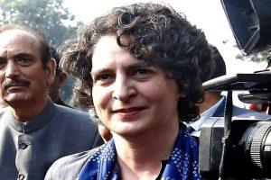 Katiyar has exposed BJP's mindest: Priyanka