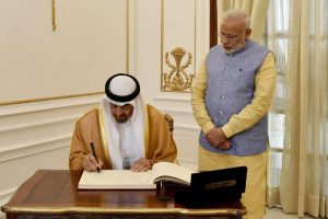 India, UAE ink 14 pacts in defence, security