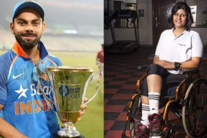 Kohli, Sreejesh, Sakshi, Deepa, Thangavelu named for Padma Shri