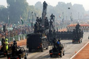 Republic Day-2017 Parade to showcase India's strength