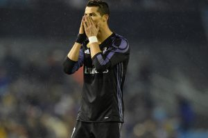 Real Madrid knocked out of King's Cup by Celta Vigo