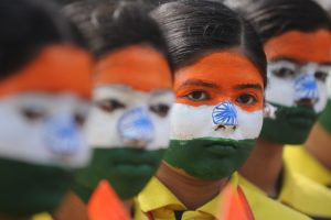 Colours of Republic Day