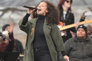 Alicia Keys celebrates birthday with new song