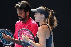 Martina Hingis-Leander Paes knocked out of Australian Open