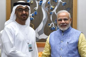 India-UAE to further intensify ties, to increase trade by 60%