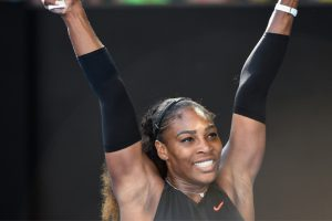 Serena powers past Baroni to set up all-Williams Australian Open final