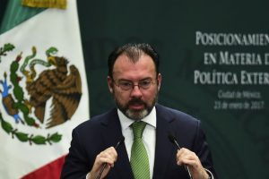 Paying for wall is unacceptable: Mexico