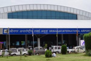 Flight operations resume in Srinagar after 4 days