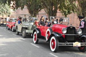 NGT allows Vintage Car Rally in Delhi