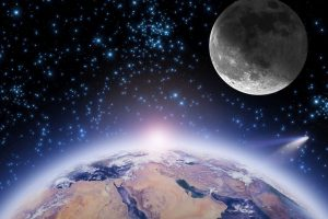'Earth, Moon formed from similar materials'