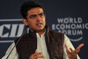 Sachin Pilot attacks government over CBSE paper leak