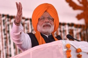 PM Modi promises Indus water for Punjab farmers