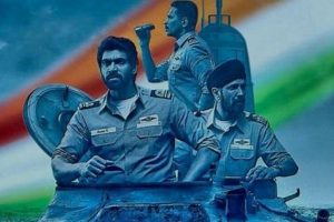 'The Ghazi Attack' new poster induces patriotism