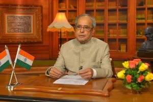 Pranab to honour freedom fighters to mark Champaran Satyagraha's 100th year