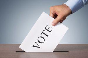 'Express anger through the ballot'