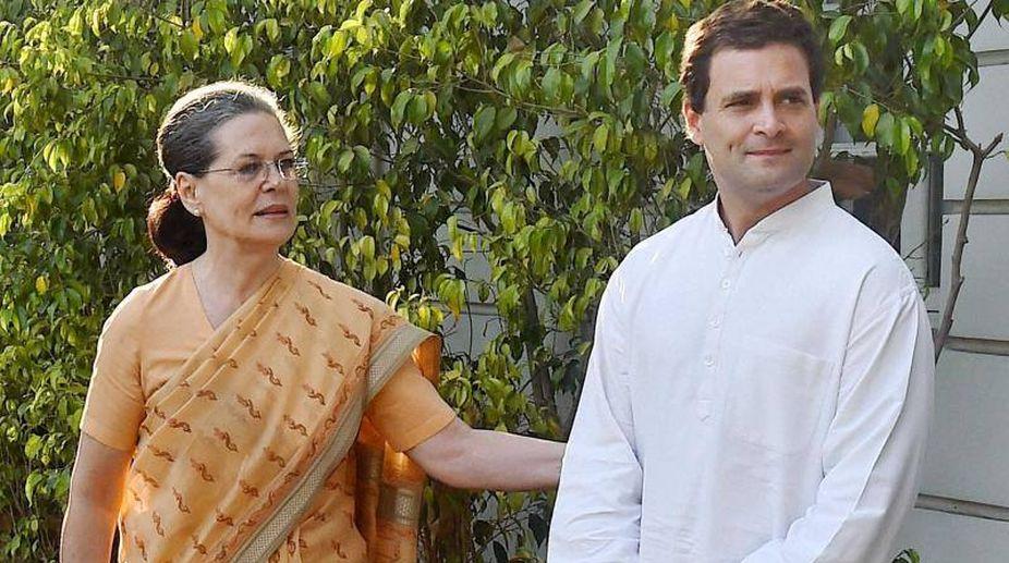 Sonia Gandhi, Nomination, Rahul Gandhi, Gujarat Elections 2017, BJP, Congress
