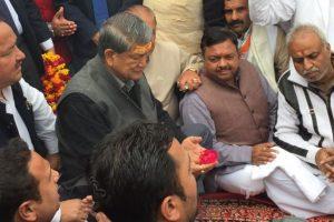 Harish Rawat files nominations from Haridwar rural seat
