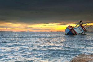 40 survive vessel collision in Myanmar river
