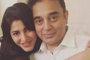 Kamal Haasan's birthday message for Shruti
