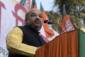 Amit Shah launches BJP's 'Vistar Yatra' from Naxalbari