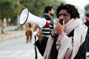 Missing Pakistani activist Salman Haider returns home