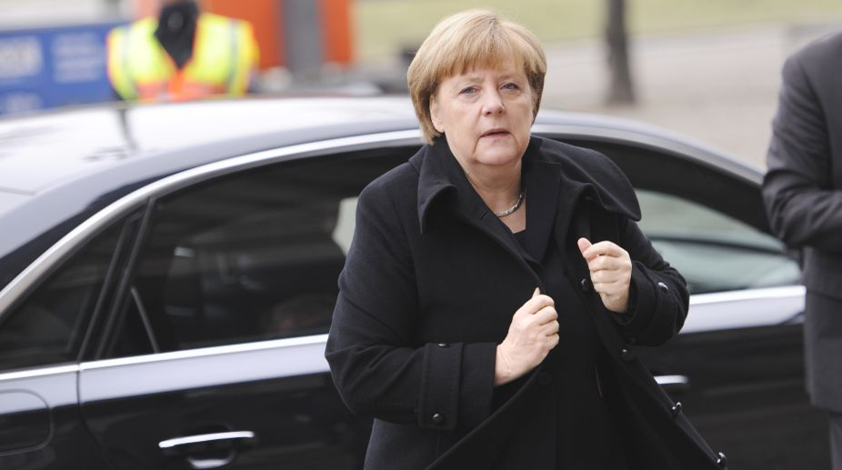 German Chancellor Angela Merkel (Photo: AFP)