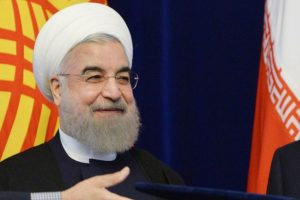 No time to build walls between nations: Iran's Rouhani