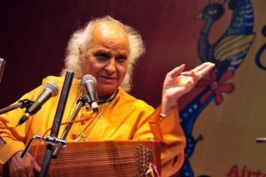 Pandit Jasraj turns 87, celebrates in the form of a concert
