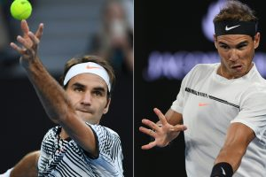 In a replay of epic clashes, Nadal has the edge over Federer