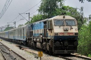 Two students mowed down by train while clicking pictures