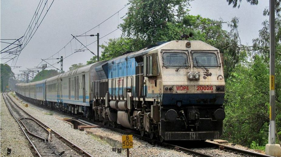 Students killed, Train Accident, clicking pictures, Railway Track