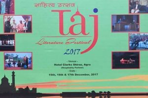 Taj Literature Festival postponed due to elections