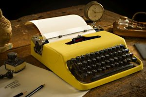 How writer Jeet Thayil was inspired by 'soothing sound' of his father's typewriter