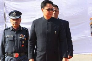 Rohingyas are illegal migrants, they need to be deported: Kiren Rijiju